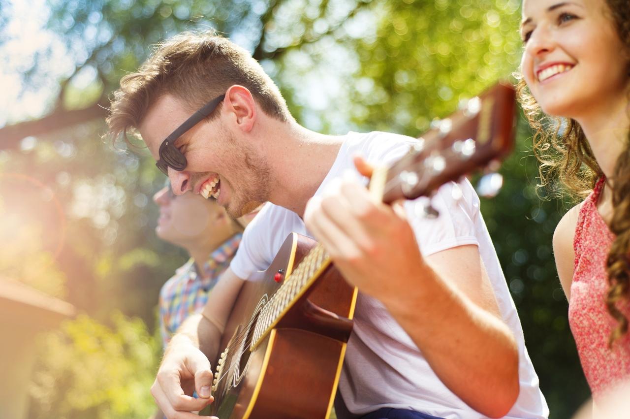 Les cours de guitare à Genève abordable